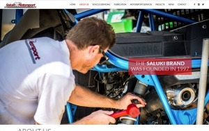 Saluki Motorsport Website: About
