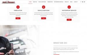 Saluki Motorsport Website: Story