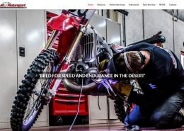 Saluki Motorsport Website