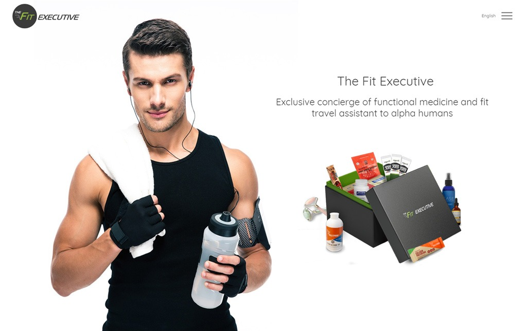 The Fit Executive - Website