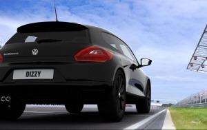 3D Photorealistic: Volks Wagen Scirocco