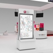 LG Airport Stand Design 3