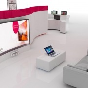 LG Airport Stand Design 4