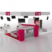 LG Airport Stand Design 5