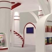 Mohsen Foodstuff: 3D Exhibition Stand 02