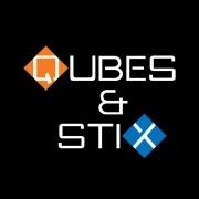 Qubes and Stix Logo